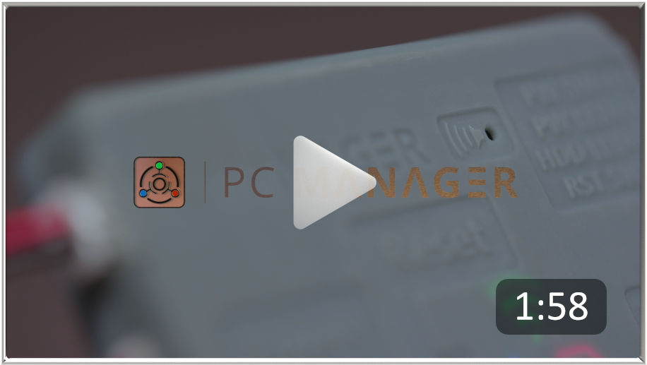 Play PC Manager video